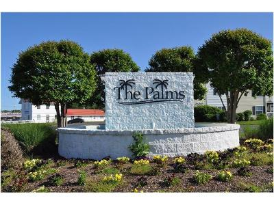 Rehoboth Beach Condo/Townhouse For Sale: 36501 Palm Drive #1301