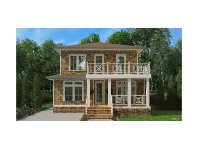 Rehoboth Beach Single Family Home For Sale: 10 State Road