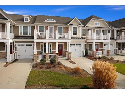 Selbyville Condo/Townhouse For Sale: 36376 Sea Grass Way