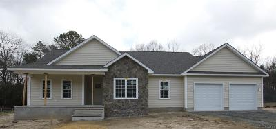 Bridgeville Single Family Home For Sale: 14855 Sand Hill Road