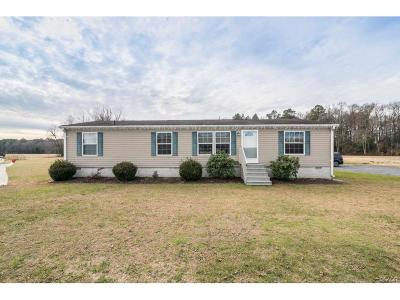 Laurel Single Family Home For Sale: 12222 Cool Branch