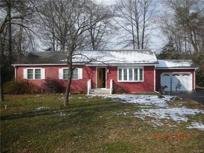 Single Family Home For Sale: 18590 Shingle Point