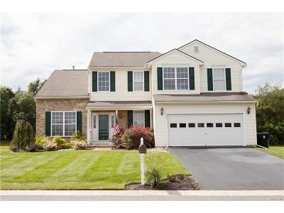 Kent, New Castle, Sussex, KENT (DE) COUNTY Single Family Home For Sale: 792 Carrington Dr