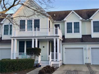 Ocean View Condo/Townhouse For Sale: 5 Sycamore Street