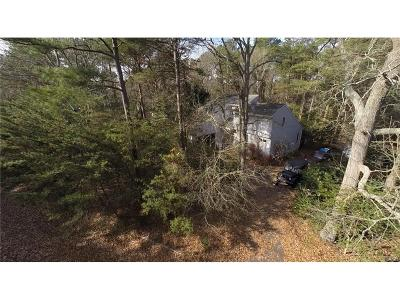 Lewes Single Family Home For Sale: 23604 Woods Drive