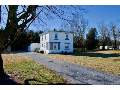 Lincoln Single Family Home For Sale: 18800 Greely