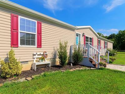 Selbyville Single Family Home For Sale: 36255 Circle J Farm