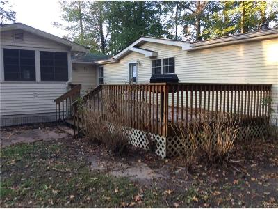 Millville Single Family Home For Sale: 36093 Blackstone Dr