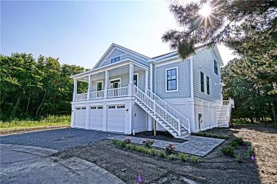 Lewes Beach Single Family Home For Sale: 9 Houston Avenue