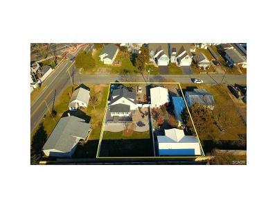 Rehoboth Beach Single Family Home For Sale: 37490 Washington Street