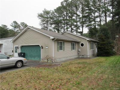 Georgetown Single Family Home For Sale: 127 W Adams Street