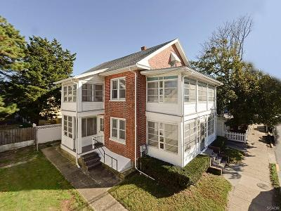 Rehoboth Beach Single Family Home For Sale: 27 S 1st Street