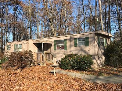 Milford Single Family Home For Sale: 6503 Cedar Neck Rd