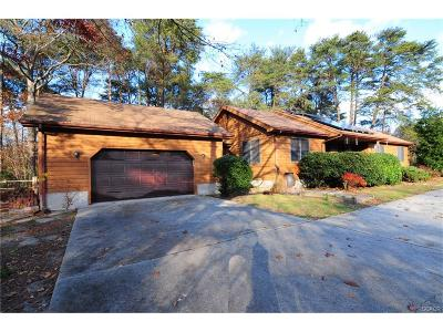 Single Family Home For Sale: 23851 Woods Drive