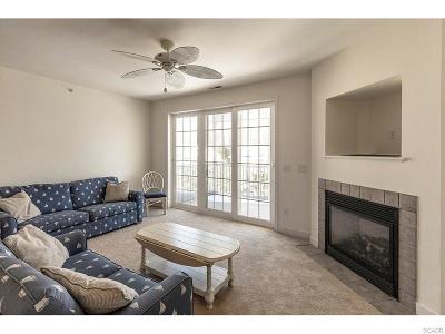 Ocean View Condo/Townhouse For Sale: 30619 Cedar Neck Rd #1303