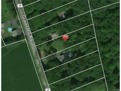 Georgetown Residential Lots & Land For Sale: 20211 Gravel Hill Rd