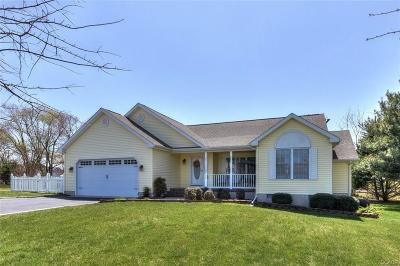 Millsboro Single Family Home For Sale: 306 Country Place