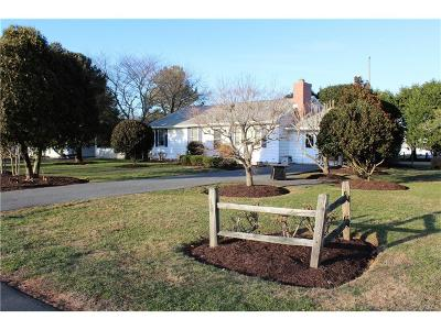 Rehoboth Beach Single Family Home For Sale: 109 Chesapeake