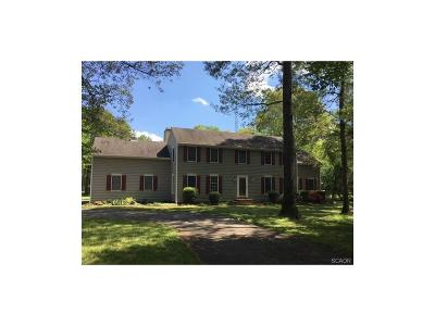 Greenwood Single Family Home For Sale: 15581 Quail Hollow Road