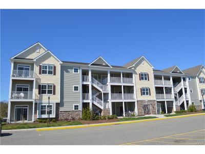 Rehoboth Beach Condo/Townhouse For Sale: 37696 Ulster Dr #7