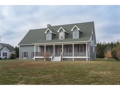 Millsboro Single Family Home For Sale: 32553 Friendship Drive