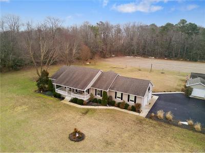 Single Family Home For Sale: 31855 Warren Wingate Lane