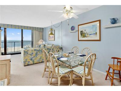 Bethany Beach Condo/Townhouse For Sale: 502 Harbour