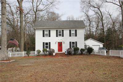 Seaford Single Family Home For Sale: 26047 Butler Branch Rd