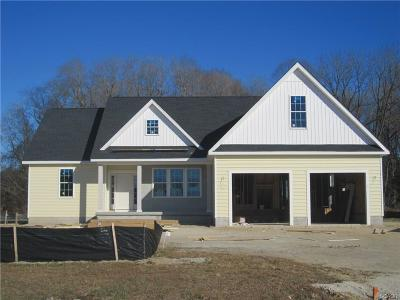 Milton Single Family Home For Sale: 17733 Preakness Road