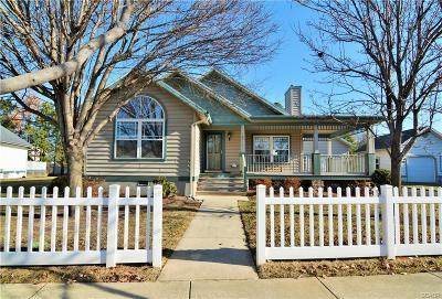 Milton Single Family Home For Sale: 16351 John Rowland Trail