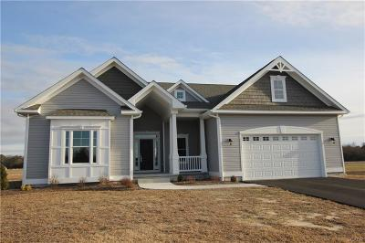 Seaford Single Family Home For Sale: 29485 Ship Builders Drive