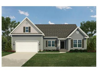 Seaford Single Family Home For Sale: Lot 57 Broad Creek Circle