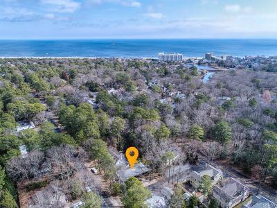 Rehoboth Beach DE Single Family Home For Sale: $995,000