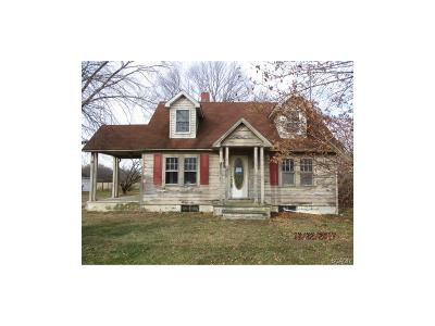 Single Family Home For Sale: 10957 Willow Grove