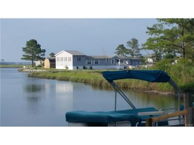 Millsboro Mobile Home For Sale: 35314 Bay Winds