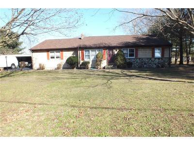 Laurel Single Family Home For Sale: 28331 Dukes Lumber Road