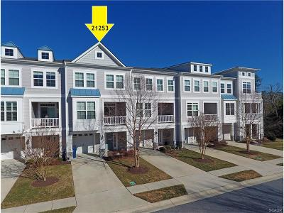 Rehoboth Beach Condo/Townhouse For Sale: 21253 Catalina Circle