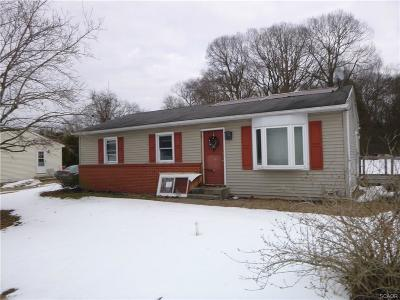 Single Family Home For Sale: 25345 Haven