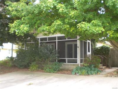 Rehoboth Beach Single Family Home For Sale: 38350 Josephine