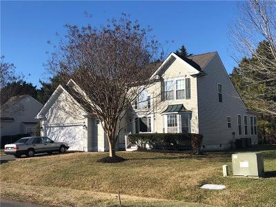 Single Family Home For Sale: 5 Aintree Drive