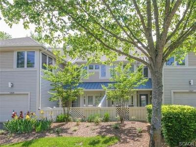 Bethany Beach Condo/Townhouse For Sale: 33466 Canal Court #52028