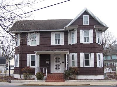 Single Family Home For Sale: 230 E Market Street