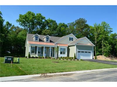 Single Family Home For Sale: 33093 Short