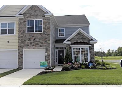 Condo/Townhouse For Sale: 21054 Brunswick Lane