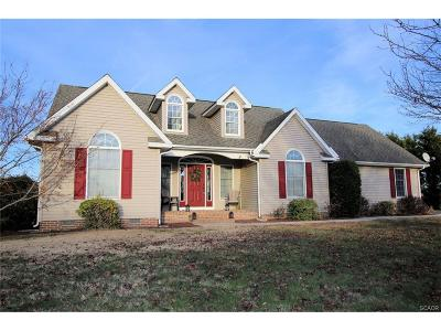 Single Family Home For Sale: 100 Matthews