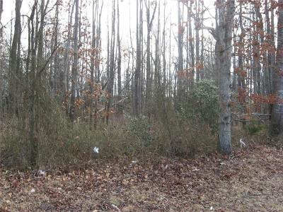 Bridgeville Residential Lots & Land For Sale: X Whitney Swamp Rd
