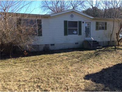 Sussex County Mobile Home For Sale: 10851 Dupont Hwy