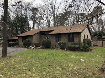 Milford Single Family Home For Sale: 7434 Honey Locust Lane