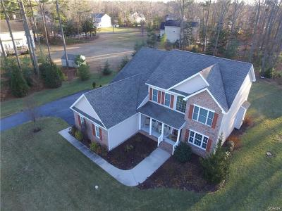 Seaford Single Family Home For Sale: 10520 Tall Pine