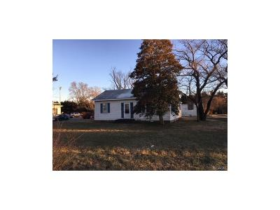Single Family Home For Sale: 22356 Lewes Georgetown Highway